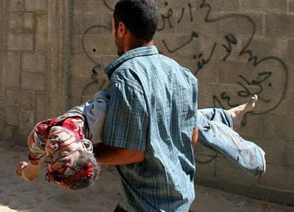 Gaza-martyr