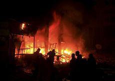 Incendio-gaza