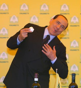 Berlusconi-mozzarella