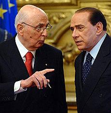 Berlusconi_napolitano