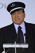 Berlusconi-capotreno