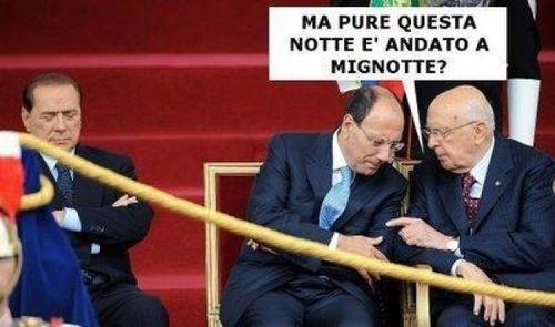 Berlusconi-mignotte