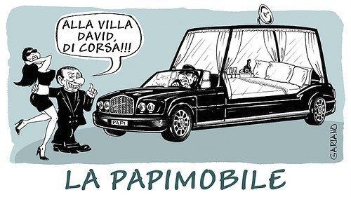 Papimobile