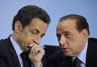 Berlusconi-sarkozy
