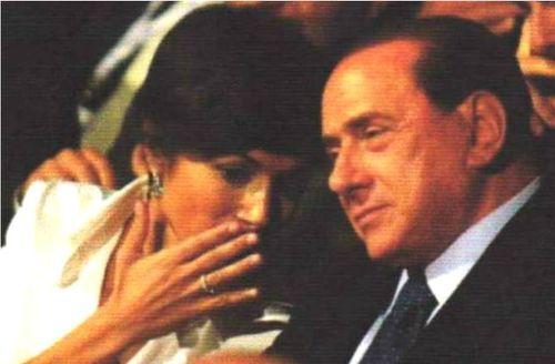 Berlusconi-carfagna