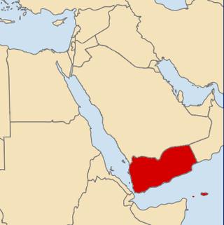 LocationYemen