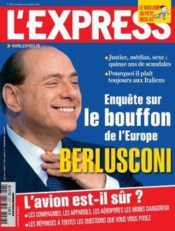 Berlusconi-bouffon