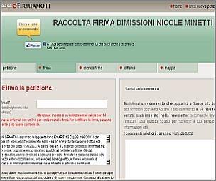 Petizione-minetti