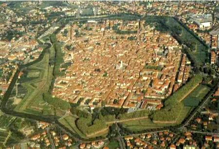 Lucca-mura