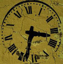 Aquila-orologio