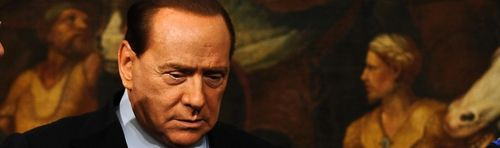 Berlusconi-finito