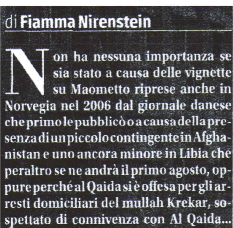 Fiamma-nirenstein