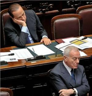 Berlusconi-letta