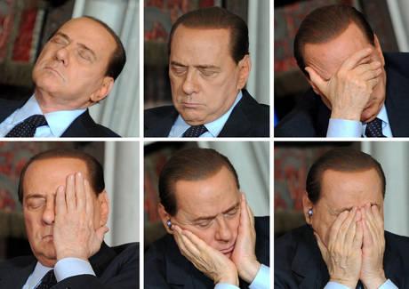 Berlusconi-dormiens