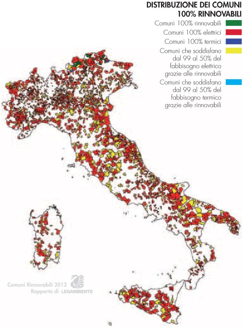 Mappa-comuni