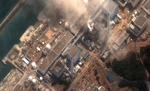 Fukushima-after-explosions