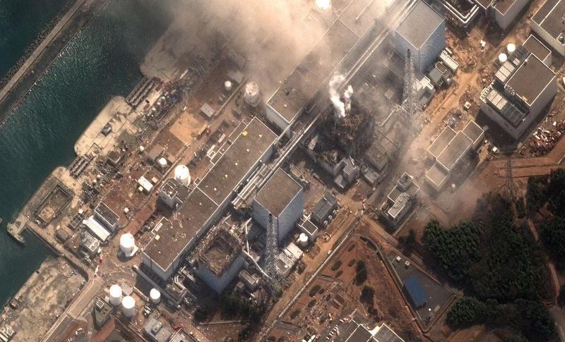Fukushima-after-explosions