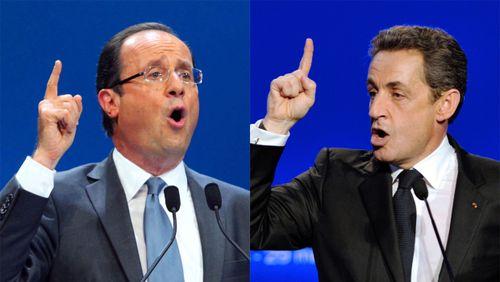 Hollande-Sarkozy