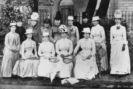Wimbledon-1884-ladies