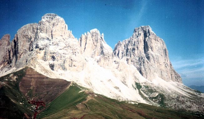 Sassolungo-sella