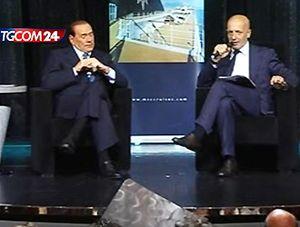 Berlusconi-sallusti