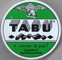 Tabu-fronte