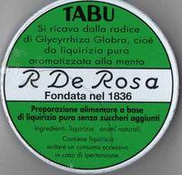 Tabu-retro