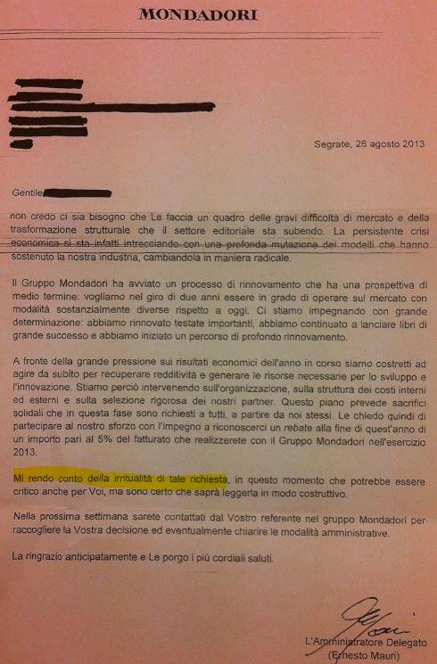 Mondadori-questua