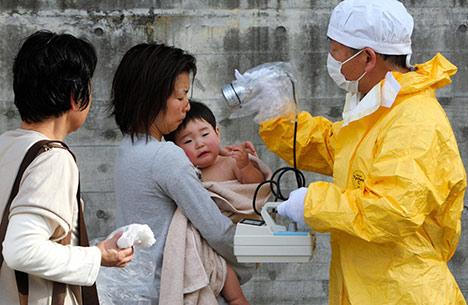 Fukushima-bambino