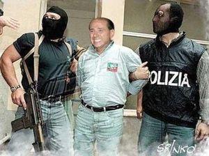 Berlusconi-arrestato