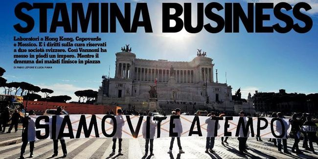 Stamina-business