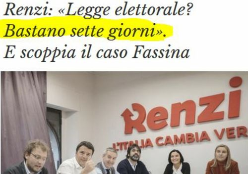 Renzi-SuperMinkia