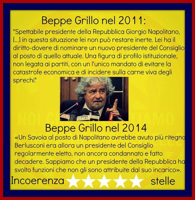 Grillo-coerenza