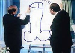 Berlusconi-cazzate