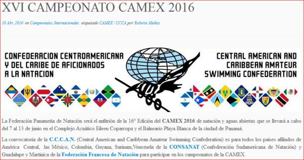 Camex-sito