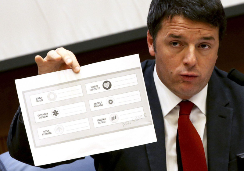 Renzi-italicum