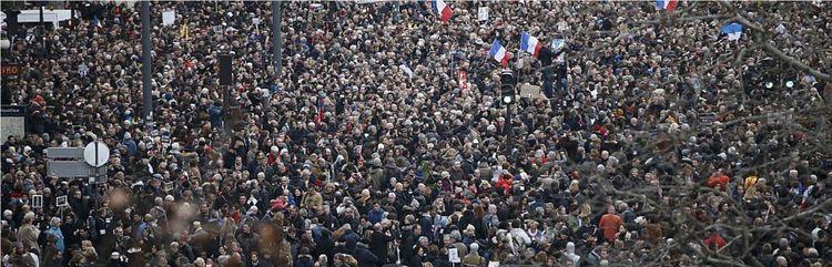Parigi-manifestazione