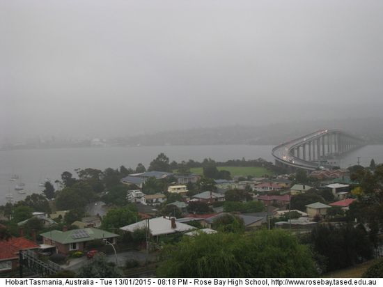 Webcam hobart