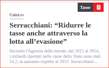 Serracchiani