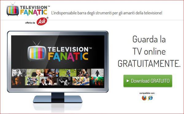 Television fanatic