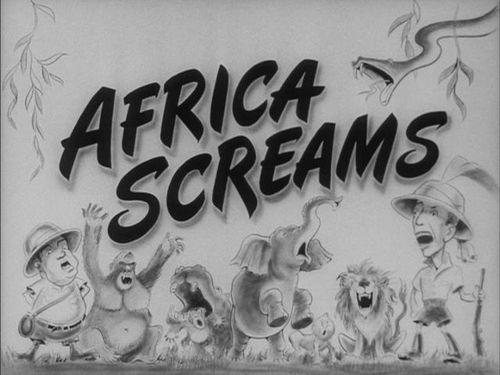 Africa-screams
