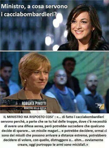 Pinotti-bombardiera