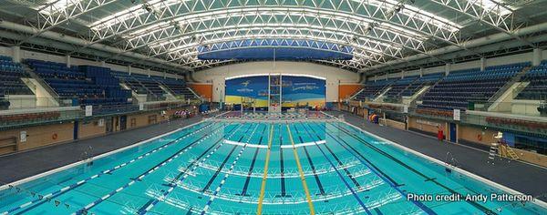 National-aquatic-center-triathlon