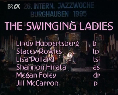 Swinging ladies
