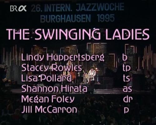Swinging ladies