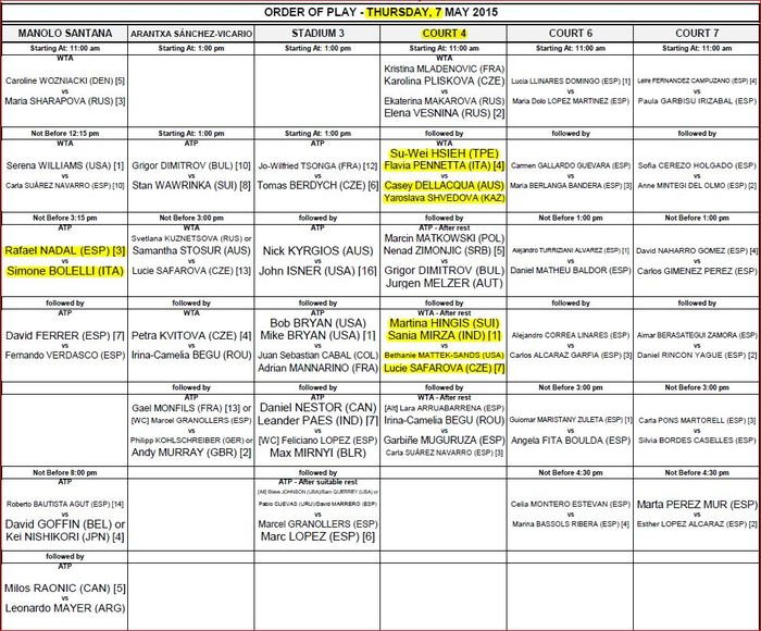 Schedule-7-maggio