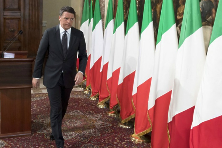 Renzi-tricolore