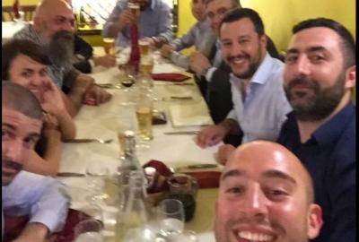 Salvinio-cena casapèound