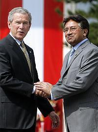 Musharraf_bush