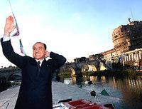 Berlusconi_tevere